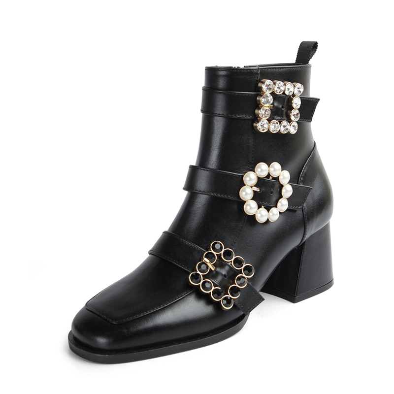 Ankle boots_Aour Rb1850_6cm