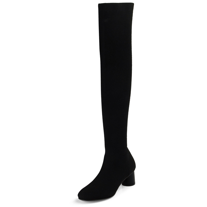 Thigh high boots_Ellop R2093b_5cm