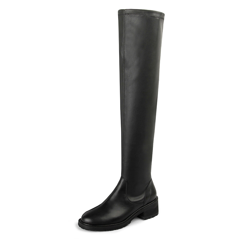 Thigh high boots_Mandy R2314b_5cm